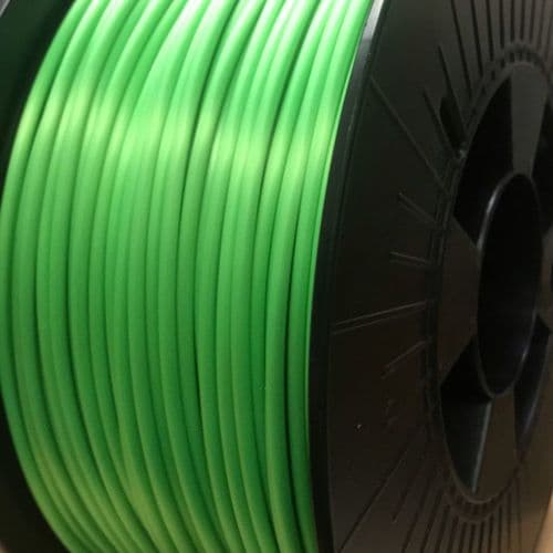 3D FilaPrint Satin Green Grass PLA 2.85mm 3D Printer Filament