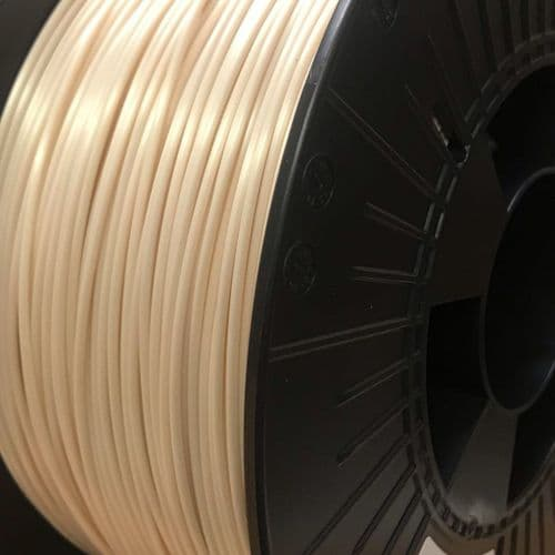 3D FilaPrint Satin Ivory PLA 2.85mm 3D Printer Filament
