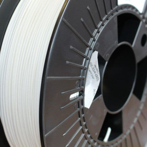 3D FilaPrint White 1.75mm HIPS 3D Printing Filament