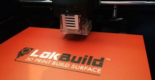 LokBuild 3D Print Surface