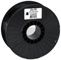 Alloy 910 Black 2.85mm 1lbs 3D Printer Filament
