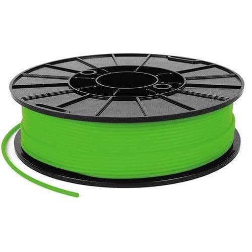 Armadillo Green Grass 75D Rigid TPU 3D printing filament 3mm