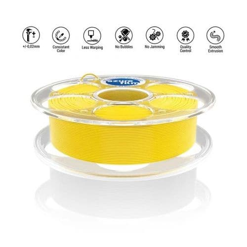 AzureFilm Yellow PLA 1.75mm 1Kg