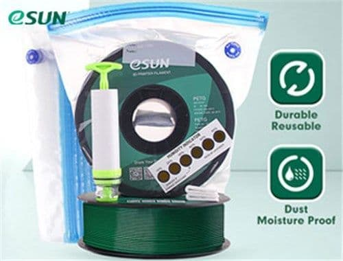 eVacuum Kit for FDM 3D Printing filament spools