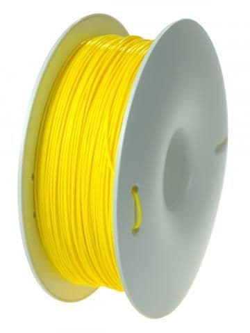 FiberFlex 40D 2.85mm Yellow 3D printing filament by Fiberlogy 850gms