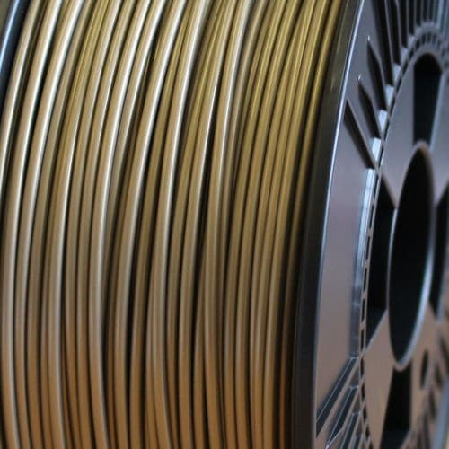 FilaPrint ABS X Bronze Gold 2.85mm 3D Printer Filament