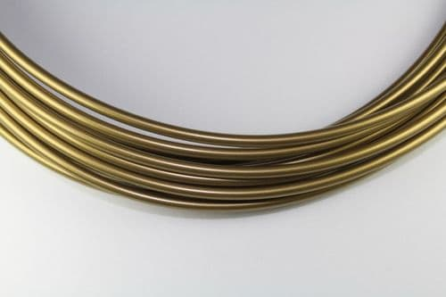 FilaPrint Bronze Gold Premium PLA 2.85mm sample