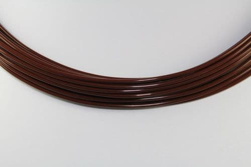 FilaPrint Chocolatey Brown Premium PLA 1.75mm sample