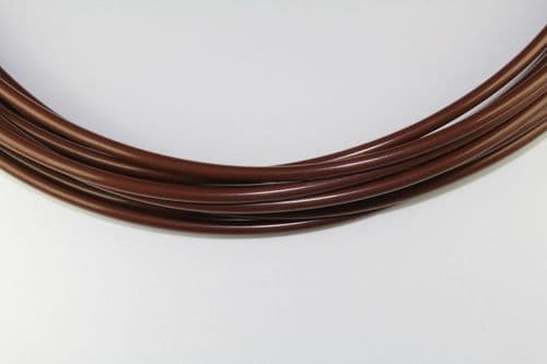 FilaPrint Chocolatey Brown Premium PLA 2.85mm sample