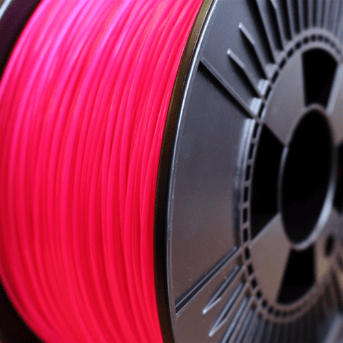 FilaPrint Fluorescent Pink Premium PLA 2.85mm 3D Printer Filament