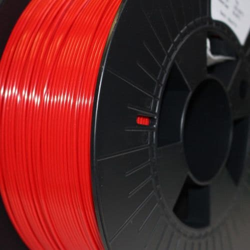 FilaPrint Red PIPG 2.85mm 1Kg Recycled PETG 3D Printing Filament