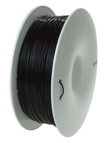 HD PLA 1.75mm Black 3D printing filament by Fiberlogy 850gms