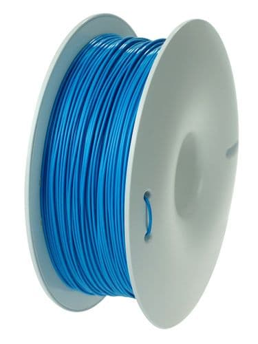 HD PLA 1.75mm Blue 3D printing filament by Fiberlogy 850gms