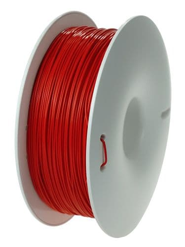 HD PLA 1.75mm Red 3D printing filament by Fiberlogy 850gms