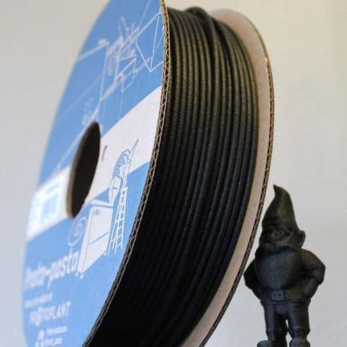 High Temp PLA Matte Fibre Black 1.75mm 500gms 3D printing Filament
