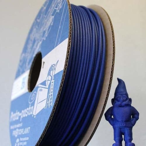 High Temp PLA Matte Fibre Blue 1.75mm 3D printing Filament