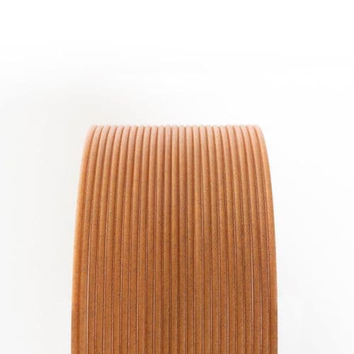 Matte Fiber HTPLA - Honey Wood 1.75mm 3D printing Filament