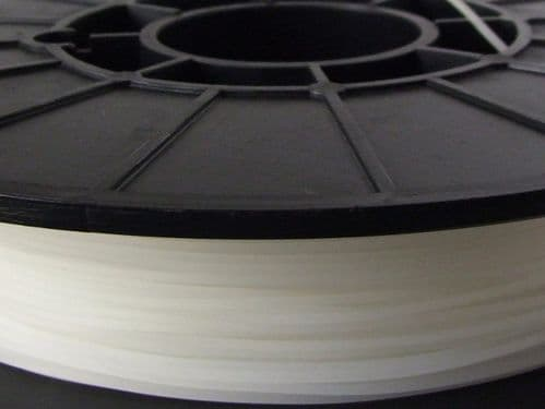 NinjaFlex 85A TPU Clear Water 1.75mm Flexible 3D Printer Filament 500gms