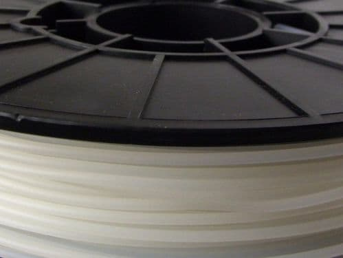 NinjaFlex 85A TPU Clear Water 3mm Flexible 3D Printer Filament 500gms