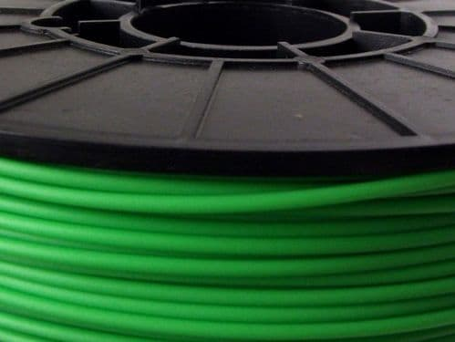 NinjaFlex 85A TPU Green Grass 3mm Flexible 3D Printer Filament 500gms