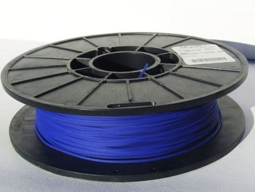 NinjaFlex 85A TPU Sapphire Blue 1.75mm filament for 3D printers 500gms
