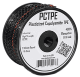 PCTPE Black 1.75mm by taulman 1Lbs 3D printer Filament
