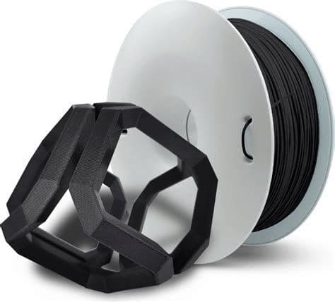 rPLA Anthracite Grey Recycled filament
