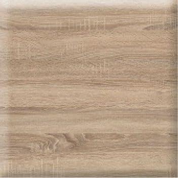 Harrison Bathrooms 1800mm Bordolino Driftwood Oak MDF Front Bath Panel