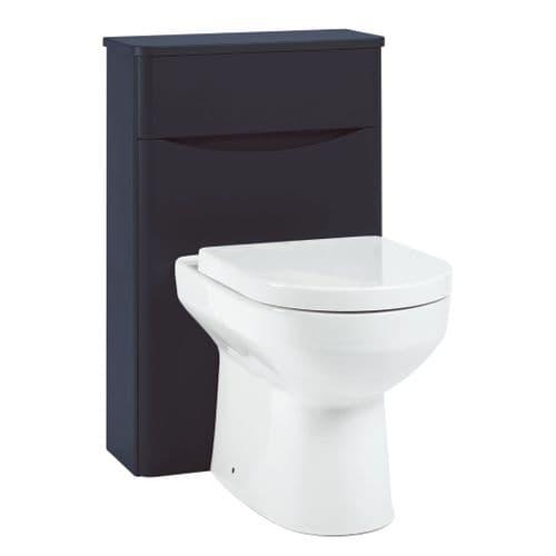 Harrison Bathrooms Bella 500mm Indigo Blue WC Unit