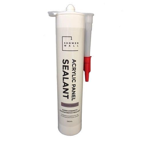 Showerwall Acrylic Sealant For Mocha Acrylic Panels