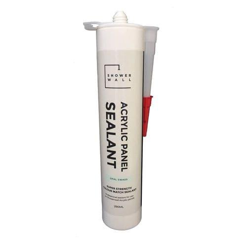 Showerwall Acrylic Sealant For Opal Acrylic Panels