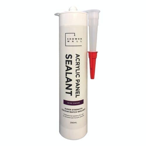 Showerwall Acrylic Sealant For Wine Acrylic Panels