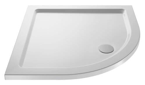 Cudos 1000mm x 1000mm x 40mm Quadrant Shower Tray