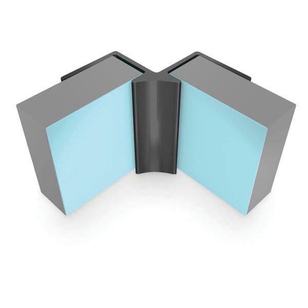 Multipanel Aluminium Internal Corner Type A