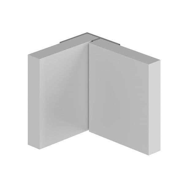 Multipanel Aluminium Invisible Corner Type 101