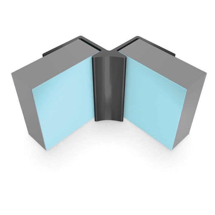 Multipanel Aluminium Tile Panel Internal Corner Type J