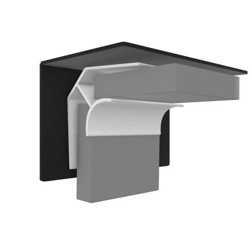 Multipanel PVC Ceiling Internal Corner Type N