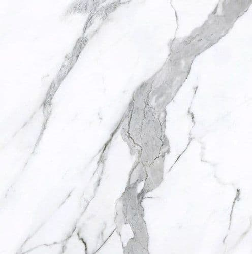 Perform Panel Natural Statuario Marble Shower Wall Panel