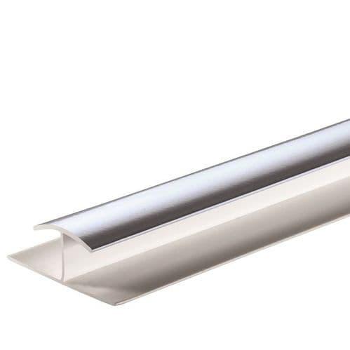 Proplas 8mm PVC Continuous H Joint