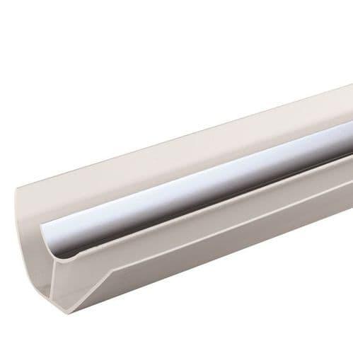 Proplas 8mm PVC Internal Corner
