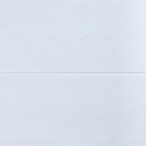 Proplas White Wood Gloss Embedded 4m x 250mm PVC Ceiling & Wall Panelling