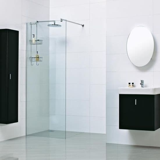 Roman Haven Plus Wetroom  8mm Glass Panels