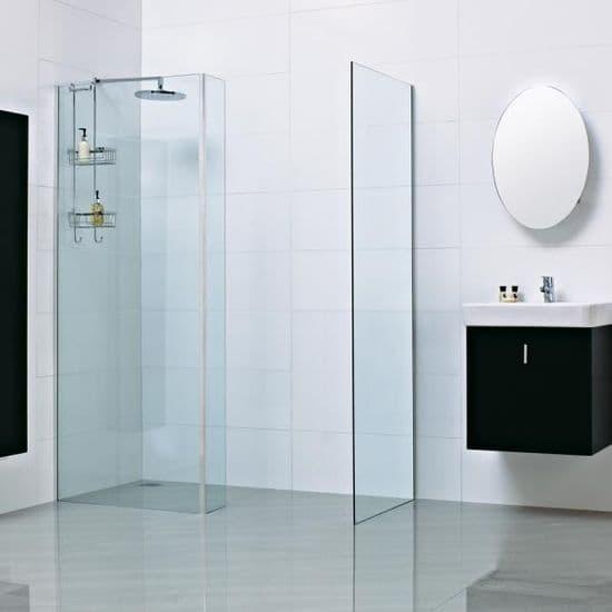 Roman Haven Plus Wetroom  8mm Glass Panels