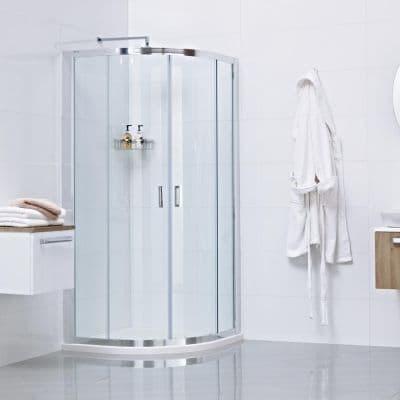 Roman Haven Quadrant Shower Doors