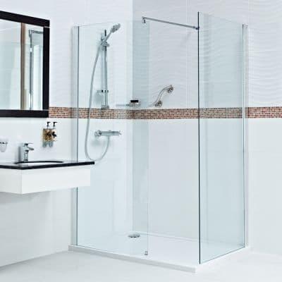 Roman Haven Shower Door Side Panels