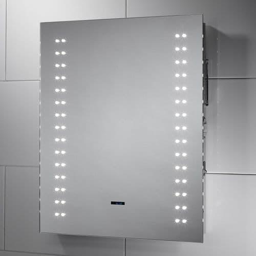 Sensio Apollo Bluetooth LED Mirror 600mm x 500mm