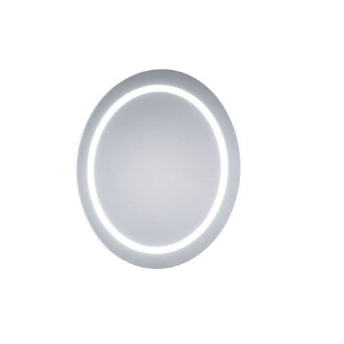 Sensio Aria Round Diffused LED Mirror 500mm