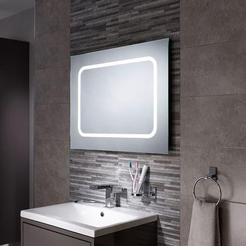 Sensio Grace Diffused LED Mirror 800mm x 600mm