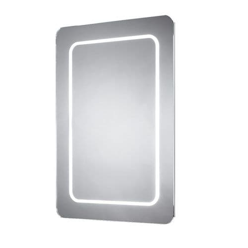 Sensio Grace Soft Edge Diffused LED Mirror 800mm x 600mm