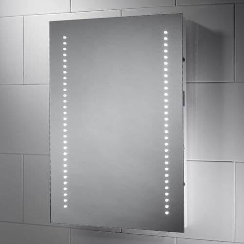 Sensio Kai Slimline LED Mirror 700mm x 500mm